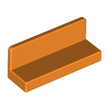 LEGO 6287380 CLOISON 1X3X1 - ORANGE