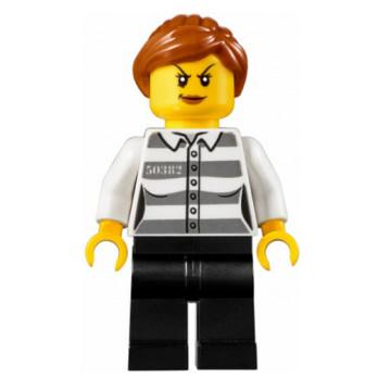 Mini Figurine LEGO® : City - Prisonnière mini-figurine-lego-city-prisonniere ici :