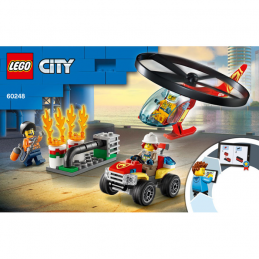 Notice / Instruction Lego  City 60248