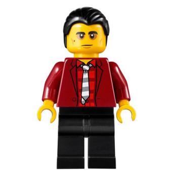 Mini Figurine LEGO® : City - Voleur Vito mini-figurine-lego-city-voleur-vito ici :
