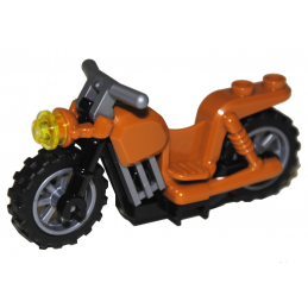 MOTO LEGO® DARK ORANGE
