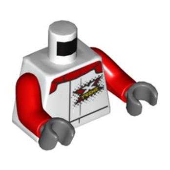 LEGO  6290548 TORSE PILOTE