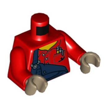 LEGO   6267089 TORSE SALOPETTE lego-6267089-torse-salopette ici :