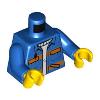 LEGO 6219626 TORSE OUVRIER DE CHANTIER  -lego-6219626-torse-ouvrier-de-chantier- ici :