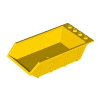 LEGO 6286533 BENNE CAMION 4X6X2 - JAUNE