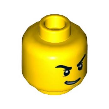 LEGO  6133637 TÊTE HOMME