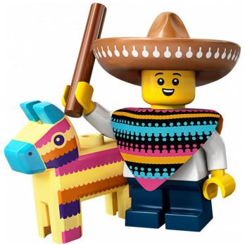 Mini Figurine LEGO® Série 20 - Le garçon piñata
