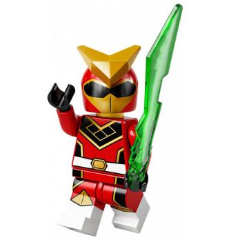Mini Figurine LEGO® Série 20 - Le super guerrier