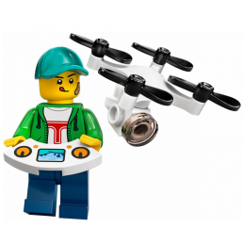Mini Figurine LEGO® Série 20 - Le garçon drone