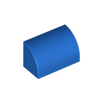 LEGO 6290532 1/2 DOME 1X2 - BLEU