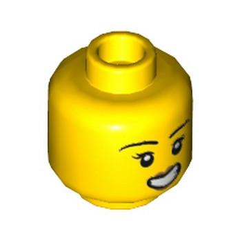 LEGO  6288000 TÊTE FEMME