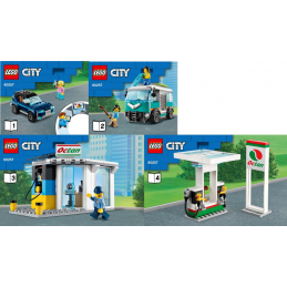 Notice / Instruction Lego  City 60257