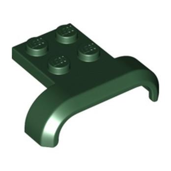 LEGO 6266076 GARDE BOUE 3X4 - EARTH GREEN
