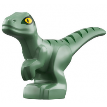 LEGO 6280502 DINOSAURE / BEBE RAPTOR
