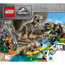 Notice / Instruction Lego  Jurassic World 75938 notice-instruction-lego-jurassic-world-75938 ici :