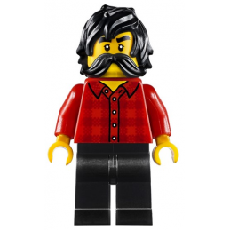 Mini Figurine LEGO® : Ninjago - Avatar Cole