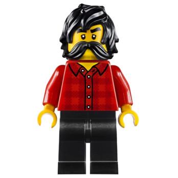 Mini Figurine LEGO® : Ninjago - Avatar Cole mini-figurine-lego-ninjago-avatar-cole ici :