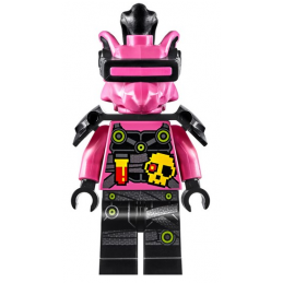Mini Figurine LEGO® : Ninjago - Richie