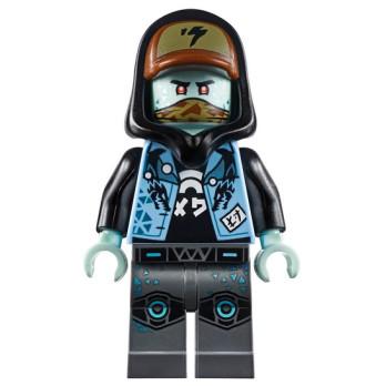 Mini Figurine LEGO® : Ninjago - Scott mini-figurine-lego-ninjago-scott ici :