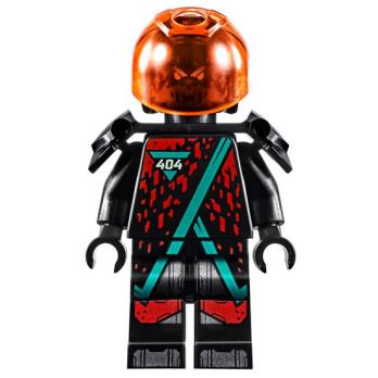 Mini Figurine LEGO® : Ninjago - Red Visor mini-figurine-lego-ninjago-red-visor ici :