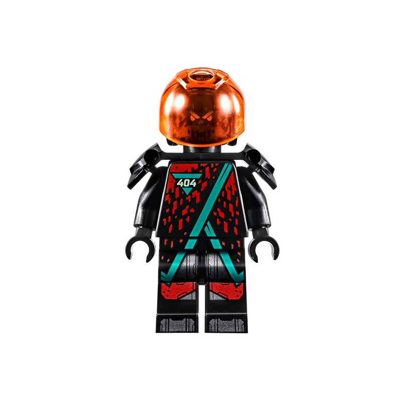 Mini Figurine LEGO® : Ninjago - Red Visor