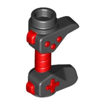 LEGO 6285530 GAME CONTROLLER - NOIR/ROUGE
