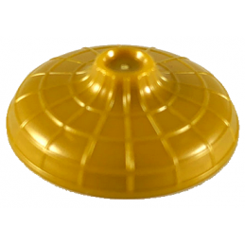 LEGO  6290366 CHAPEAU - WARM GOLD lego-6290366-chapeau-warm-gold ici :