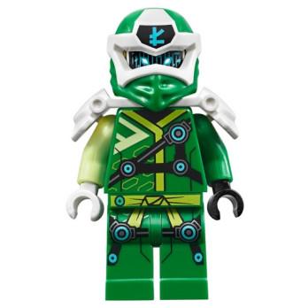 Mini Figurine LEGO® : Ninjago - Digi Lloyd