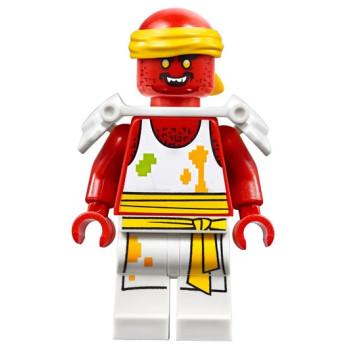 Mini Figurine LEGO® : Ninjago - Sushimi mini-figurine-lego-ninjago-sushimi ici :