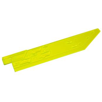 LEGO 6287586 LAME -  JAUNE FLUO TRANSPARENT lego-6287586-lame-jaune-fluo-transparent ici :