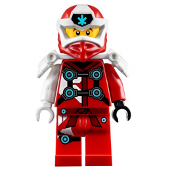 Mini Figurine LEGO® : Ninjago - Digi Kai