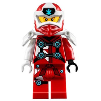 Mini Figurine LEGO® : Ninjago - Digi Kai mini-figurine-lego-ninjago-digi-kai ici :