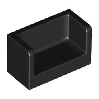 LEGO 6248496 CLOISON 1X2X1- NOIR lego-6248496-cloison-1x2x1-noir ici :