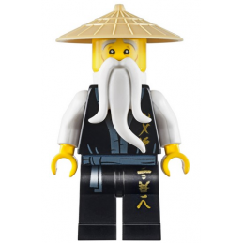 Mini Figurine LEGO® : Ninjago - Sensei Wu Legacy