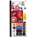 Stickers / Autocollant Lego Ninjago 71707