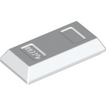 LEGO 6210076 LINGOT - BLANC