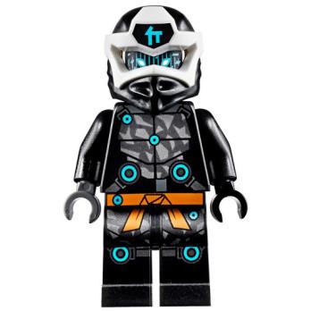 Mini Figurine LEGO® : Ninjago - Digi Cole