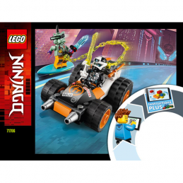 Notice / Instruction Lego Ninjago 71706