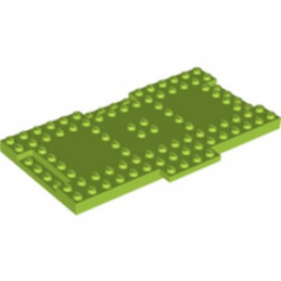 LEGO 6250177 PLATE 8X16X6,4 MM - BRIGHT YELLOWISH GREEN