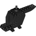 LEGO 6268595 CARENAGE HELICOPTERE - NOIR