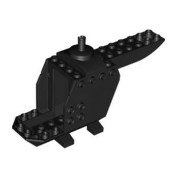 LEGO 6268595 CARENAGE HELICOPTERE - NOIR lego-6268595-carenage-helicoptere-noir ici :