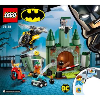 Notice / Instruction Lego Super Heroes 76138 notice-instruction-lego-super-heroes-76138 ici :
