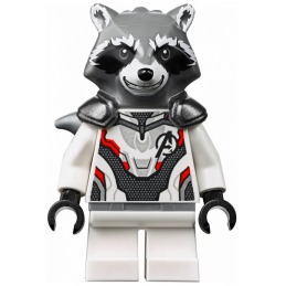 Mini Figurine LEGO® : Super Heroes - Marvel Avengers - Rocket Raccoon