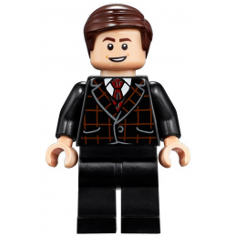 Mini Figurine LEGO® : Super Heroes - Maxwell Lord