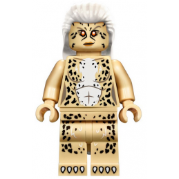 Mini Figurine LEGO® : Super Heroes - Cheetah (Dr Barbara Minerva)