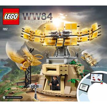 Notice / Instruction Lego Super Heroes 76157 notice-instruction-lego-super-heroes-76157 ici :