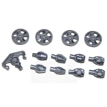 LEGO 6266155 LOT DE 13 ACCESSOIRES / ARMES -  METAL SILVER lego-6266155-lot-de-13-accessoires-armes-metal-silver ici :