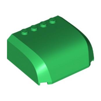 LEGO 6294410 CAPOT 6X5X2 - DARK GREEN lego-6294410-capot-6x5x2-dark-green ici :