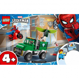 Notice / Instruction Lego Super Heroes 76147