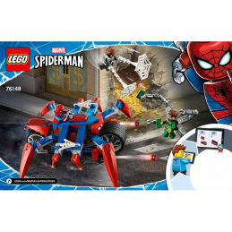 Notice / Instruction Lego Super Heroes 76148